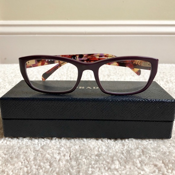 32d2c474bf52 Authentic Prada Reading Glasses. M 5b5f089a5bbb808b62eddcb0. Other  Accessories ...